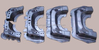 High quality stamping parts for truck , stamped parts for truck