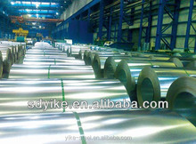 Hot dipped galvanized steel coil for roofing materials