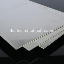 Fabricado en chapa de acero inoxidable de china = fabricante de la placa de acero inoxidable FLS-002