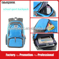 Travel Sports Bags With Water Bottle Holder