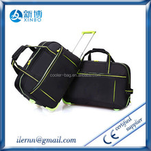 cheap promotional trolley traveling bag