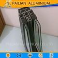 De alta calidad de accesorios de aluminio de puertas y ventanas/ la sección/de aluminio de la ventana accesorios de la puerta