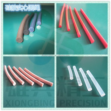 silicone extruded gasket for electronic products/ food silicone rubber sealing strip