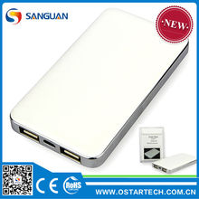 Small Xize Power Bank Battery Pack Cover with Power Bank with Dual USB