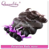12inch-32inch large stock non remy 6 virgin burmese real virgin peruvian hair bundles