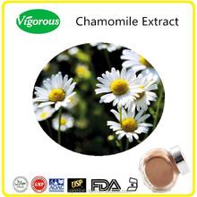 best hot sale pure natural ( Matricaria recutita p.e. )10:1 Chamomile Extract