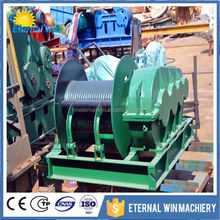 JM JK eletric wire rope winch for exporting 30 years