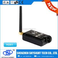 SKY-HD01 AIO 5.8g 400mw 32ch fpv transmitter 1080p hd video camera for rc contrrol toy
