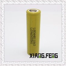 LG 18650 top power 1500mAh battery 3.7v for electric Vehicle frist power battery 18650