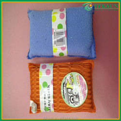 Every family needs kitchen cleaning mesh Sponge scourer /wash king