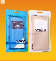 Mobile phone accessories bag-cell phone phone case bag with zipper&euro slot