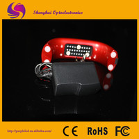 Excellent 9W 100-240V Mini Nail Art Gel Curing LED UV Lamp Dryer Bridge Shape Care Machine