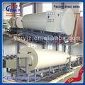 De inducción horno de vacío para no- tejido de telas, la fabricación de china