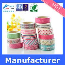 paper cutom washi diy tape
