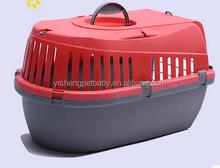 Wholesale plastic dog cage for sale cheap, pet carrier pet cage, dog carrier