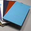 Blue Glass Protective Film with factory price for steel surface hot film blue film
