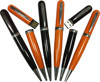 Gifts promotional Metal USB pens in heavy ball pens