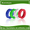 Colorful PET expandable wire cable Braided mesh sleeving