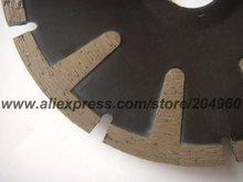V cut grooved saw blade