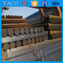 Tianjin steel pipe ! steel armature bar astm a53 sch40/std black pipes