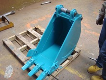 factory supply excellent quality PC28uu digger attachment of standard bucket