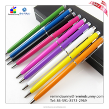2015 hot selling cheap ball pen designed in china