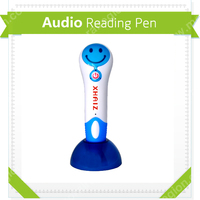 New Arrival Private Cartoon Elk kids Talking Pen with 27 Global English Books