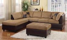 Europe Popular Home brown color sofa