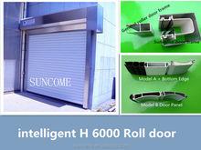 new design H-6000 Intelligence Aluminum Smart Automatic Door
