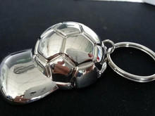 China World cup promotion football basketball cap bottle opener