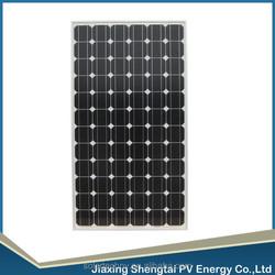 300W MONOCRYSTALLINE SOLAR PANEL FOR SOLAR POWER SYSTEM FOR GLOBAL MARKETS