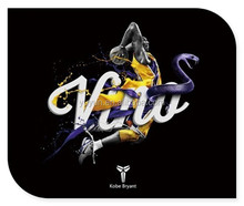 kobe byrant basketball star mouse pad
