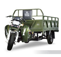 200cc 4 stroke water cooled 3 wheels dump truck / trike /