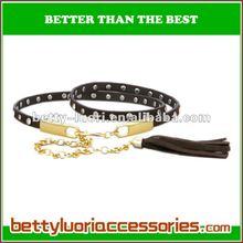 Crystal Stone Belt