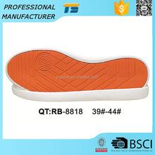 New China wholesale White Rubber Sole