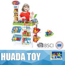 Cheap kids supermarket toy/hot sale kitchen toy set/kitchen toy for kids