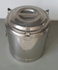 100L Stainless Steel Barrel with cover