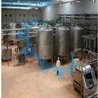 Linha de produção pulverizada do leite