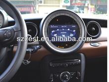 piezas de automóviles reproductor de DVD del autoradio gps para BMW mini cooper