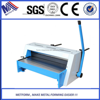 Factory Price Of Hand Guillotine Shear desktop cutting tools