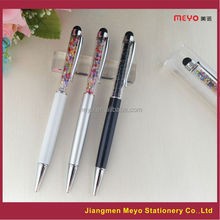 Metal Crystal pens,Digital Touch Pen, stylus pens with crystals