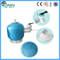 Self-own brand Water Faery all kinds of Tank size fiber glass pool filter sand lowes