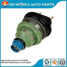 High Quality OE PART Fuel Injector 0280150661/15710-60B50 For SUZUKI