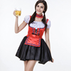 2015 Sexy Hot Girls Carnival Traditional Adult Beer Girl Costumeinstyles Fancy Germany Traditional Bavarian Dress FS000013