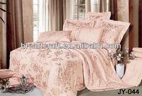 Custom Quilt Covers Cotton /Cotton Satin Bedsheet/Cheap Bedsheet / Bedding Set JY-044