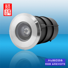 Yutong Embedded Pool LED Light, IP68 Underwater Swimming Pool Lights