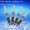 china supplier high thermal conductivity silicone thermal grease