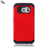 Wholesale 2 in 1 hybrid football case For Samsung Galaxy S6 Cell Phone Case