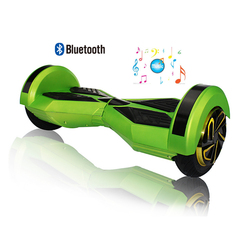 Shenzhen supplier 2 wheel smart balance electric scooter hoverboard standing scooter electric