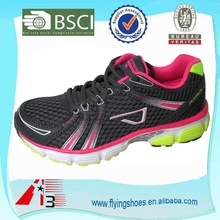 new arrive fashion trail running sport trainer women